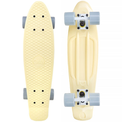 22-Inch Mini Cruiser | Snowdrop