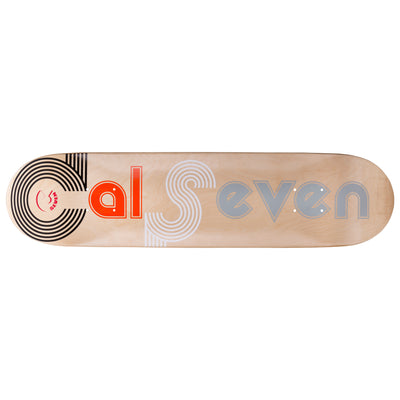 Cal 7 Studio City Deck Canadian Maple 8.5 Inch Popsicle Trick