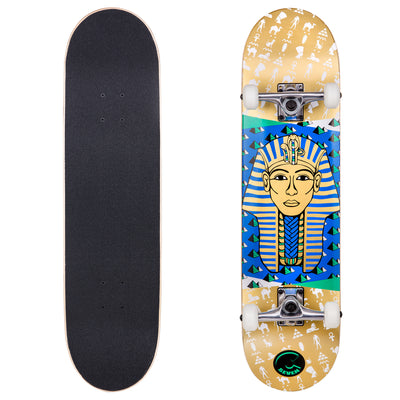 Cal 7 Complete Skateboard | Egyptian Pharaoh