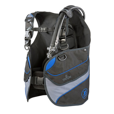 XS SCUBA BCD Triton 1000 Denier Adjustable Wrap Around Pockets