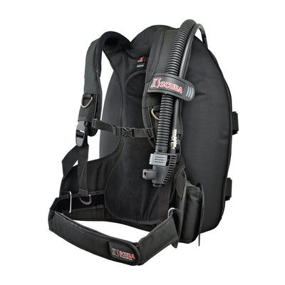 XS SCUBA Companion Travel BC 6.9 Inch To 8 Inch Cylinder