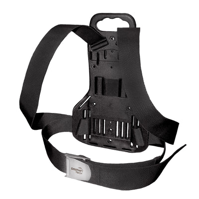 IST Dolphin Tech Dive Harness with Impact Resistant Plastic Backplate