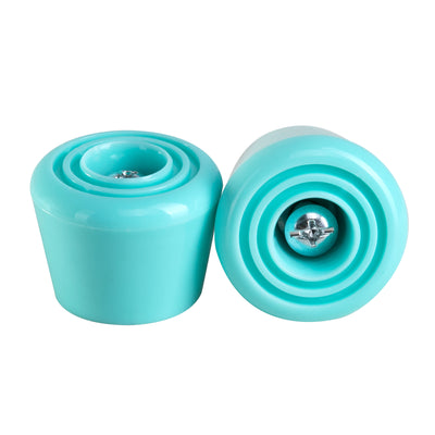 Aqua C7skates roller skate stoppers made from durable polyurethane PU82A dimensions are 47 by 35 mm