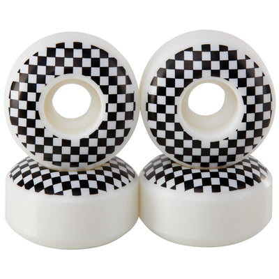 Cal 7 52mm Graphic Skateboard Wheels for Street and Park 52x31mm 99A