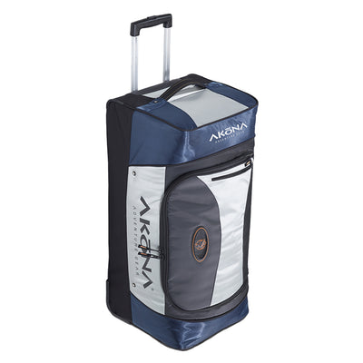 Akona Maverick Lightweight Roller Dive Travel Bag with Telescopic Handle