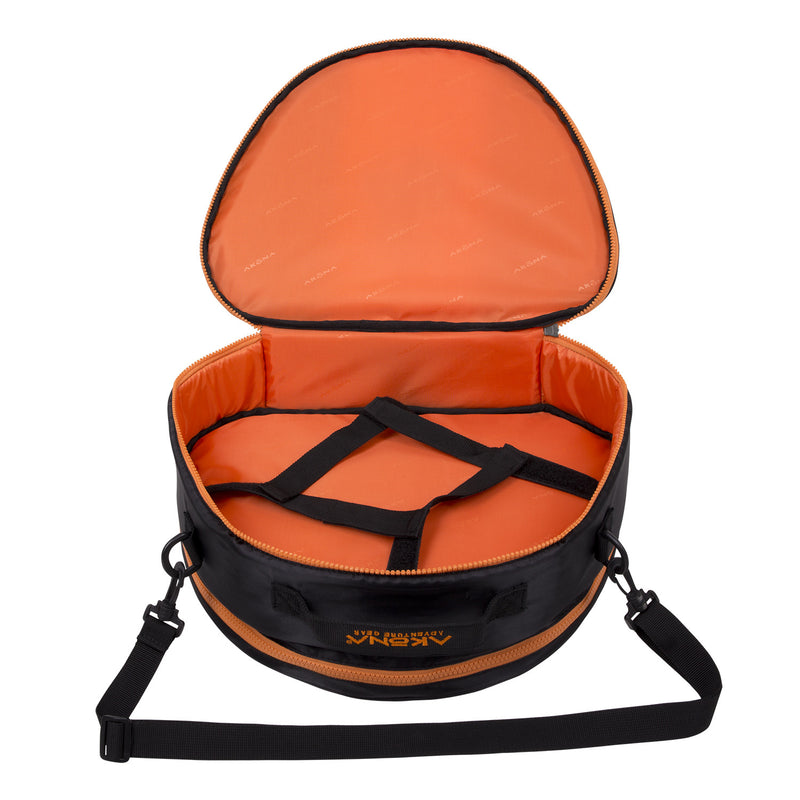 Akona Padded Regulator Bag with Collapsing Duffel Extension