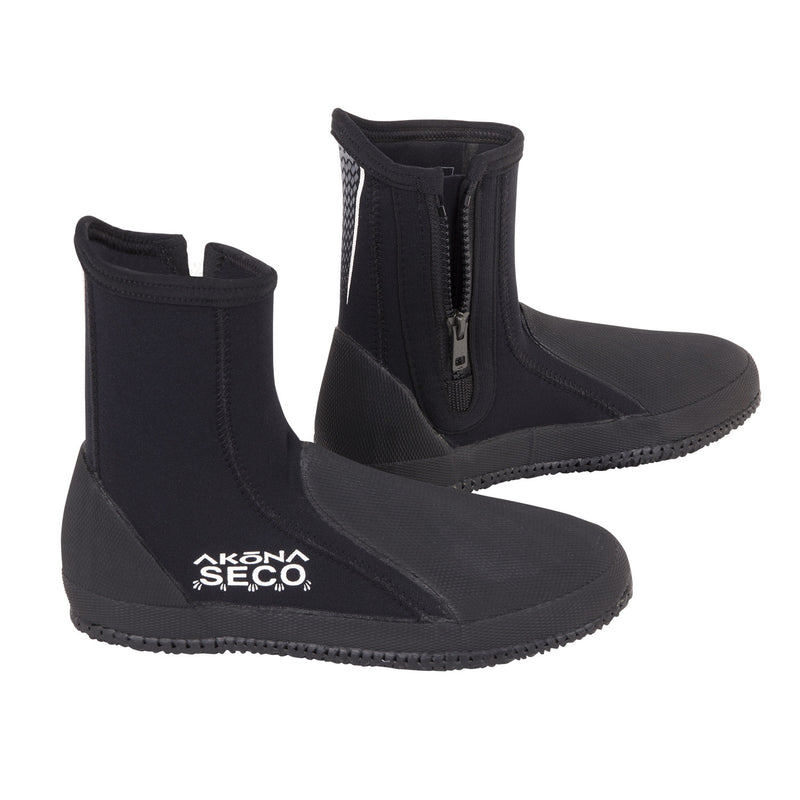 Akona Seco Neoprene Water Boot with Self-Draining Sole
