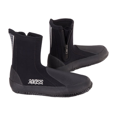 Akona 6mm Seco Neoprene Water Boot with Self-Draining Sole
