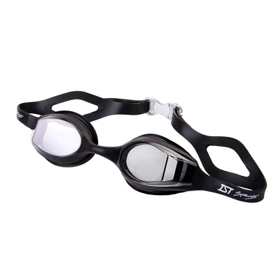 IST Wraparound Anti-Fog, Anti-UV Lens Adult Swim Goggles, Easy Adjust Strap