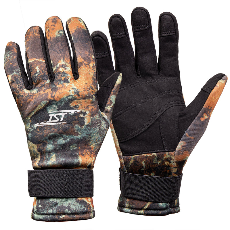 2mm Free Diving Gloves W/Armara Palm