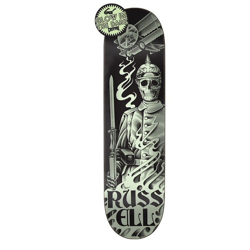 Creature 8.375in x 32in Russell Tales Of Skateboard Deck