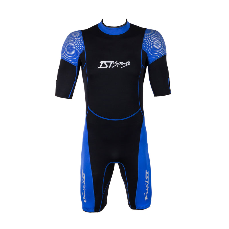 IST Men's 2.5mm All Purpose Adult Tropical / Temperate Watersport Shorty