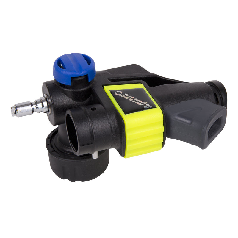 Aquatec Compact Combination Power Inflator, Second Stage and Air Horn