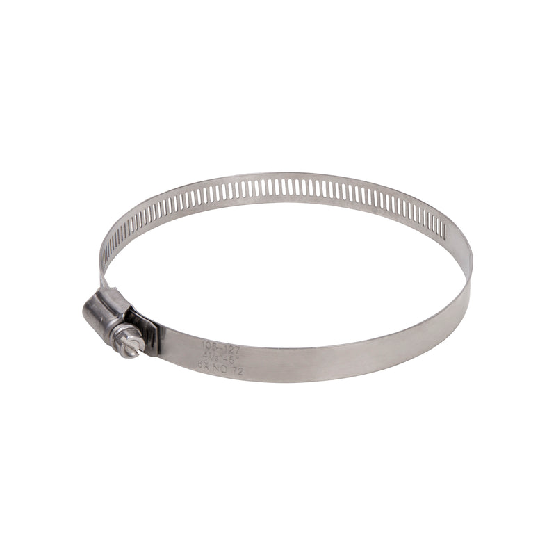 Trident Stainless Steel Hose Clamp for 5 Inch Pony Bottle