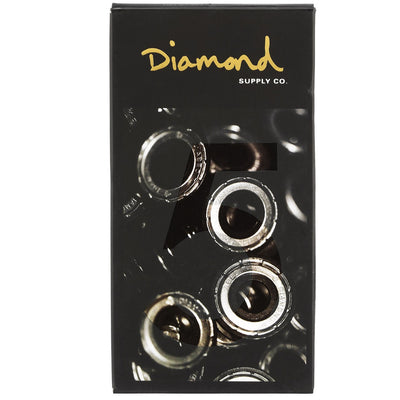 Diamond Rings Hella Fast ABEC 5 Skateboard Bearings