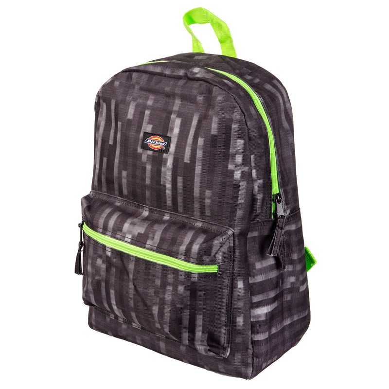 Dickies Recess Black & Green Backpack