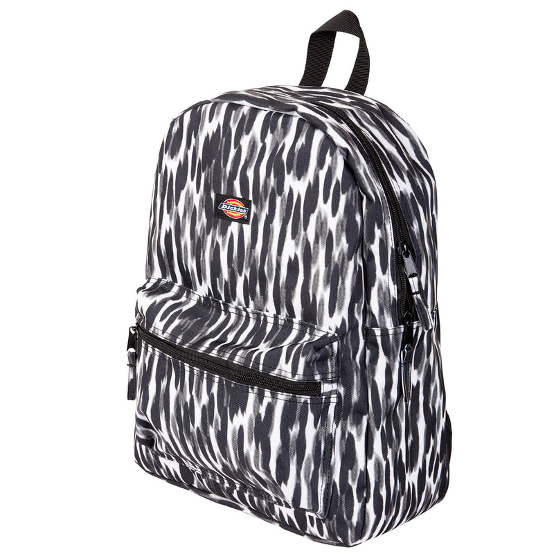 Dickies Recess Zebra Black and White Backpack