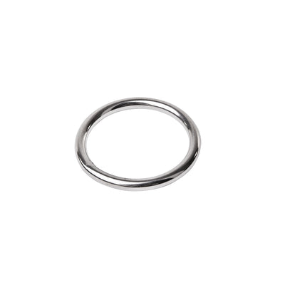 IST DR-7 6mm Thick 304 Stainless Steel Ring, 2.45 Inches Diameter