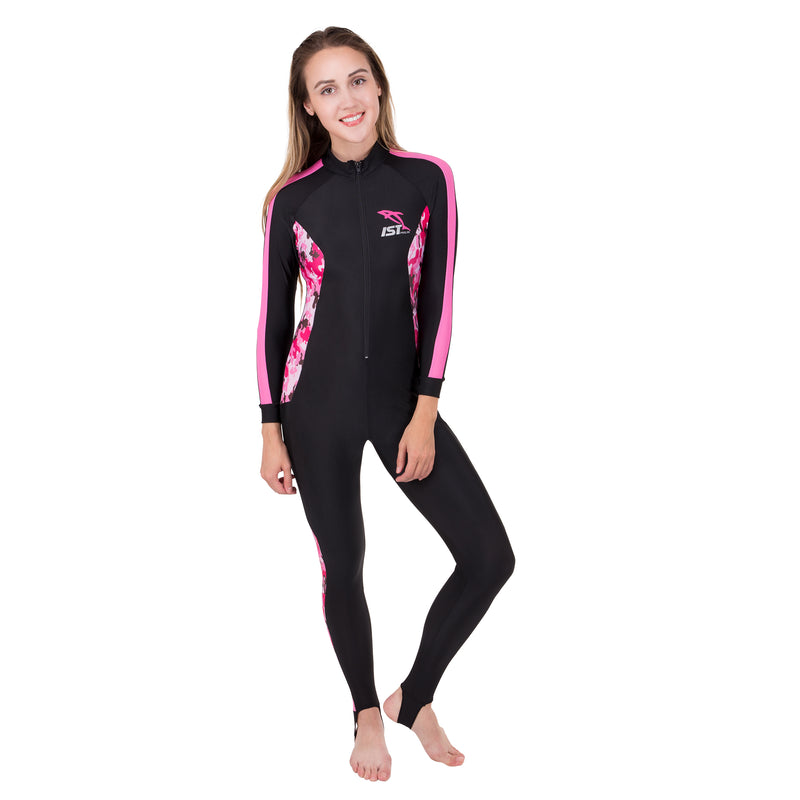 IST DS-20 Full Length Spandex Dive Skin / Rash Guard for Women