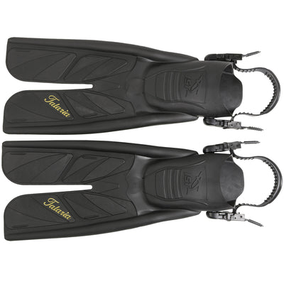 IST Talaria Nature's Wing™ Open Heel Split Fins