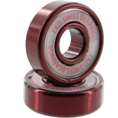 FKD Swiss Fireball Skateboard Bearings