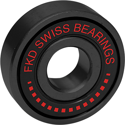 FKD Swiss Black Skateboard Bearings