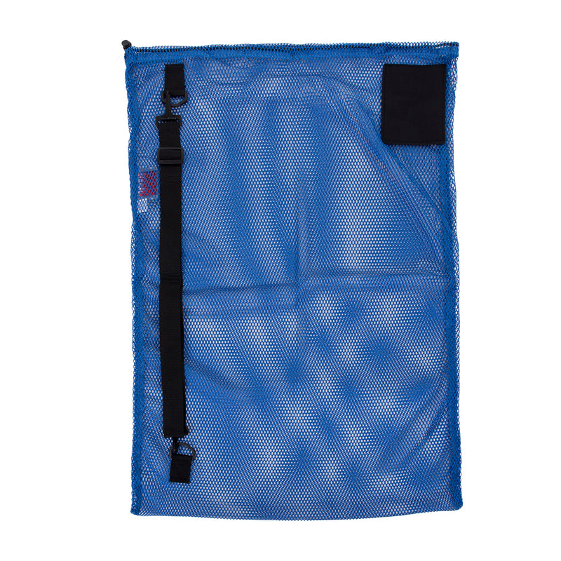 Trident Locking Toggle Drawstring Mesh Gear Shoulder Bags