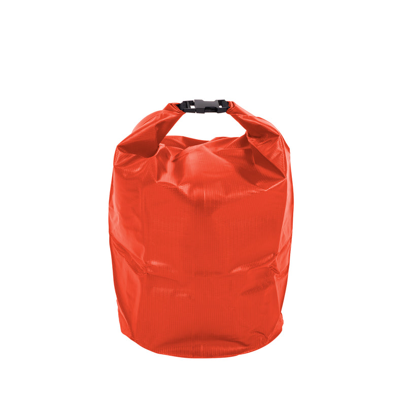 Roll Top Dry Bag, Mesh Reinforced RF Welded Tri Laminate, Medium