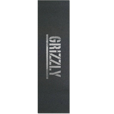 Grizzly Gray Stamp Griptape