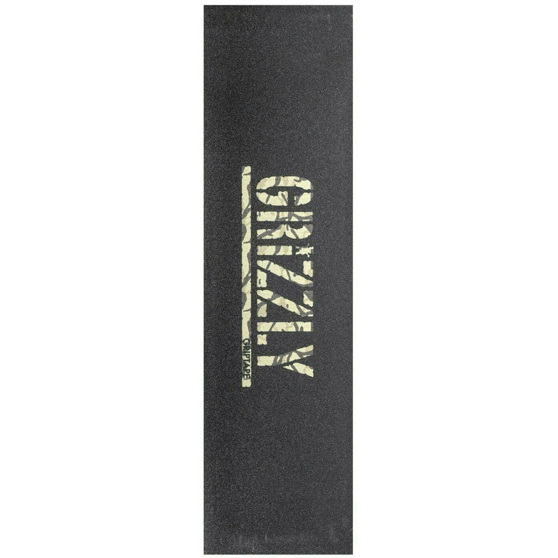 Grizzly Palm Stamp Skateboard Griptape