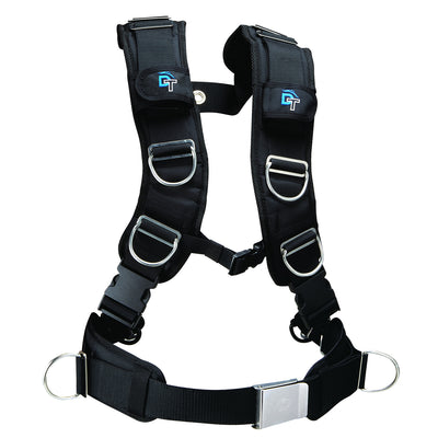 IST Dolphin Tech Deluxe Dive Harness with Padded Straps