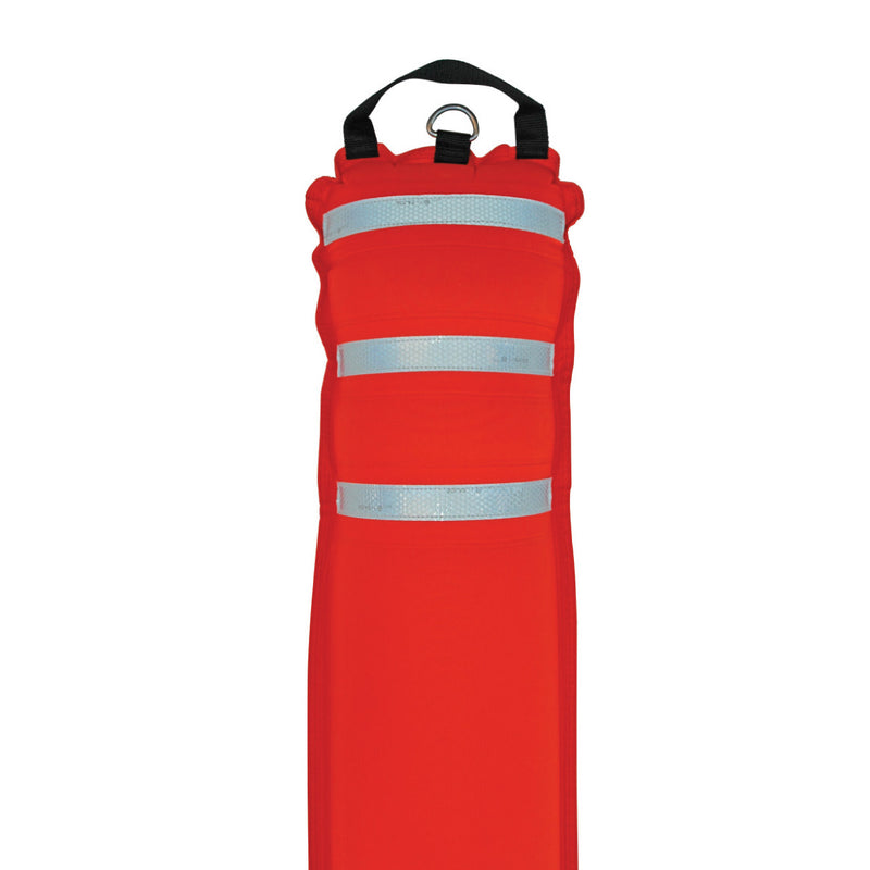 XS SCUBA Highland 10 Foot Surface Marker Buoy, 75 Pound Surface Lift