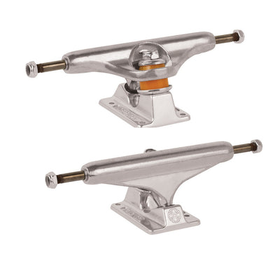 Independent 144 Stage 11 Forged Hollow Silver Skateboard Trucks