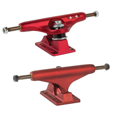 Independent 129 Forged Hollow Red Skateboard Trucks