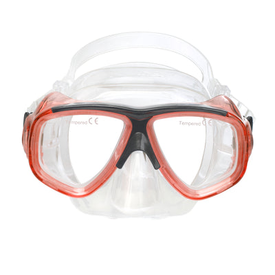 IST Coral Search Twin Lens Mask with RX Lens Option