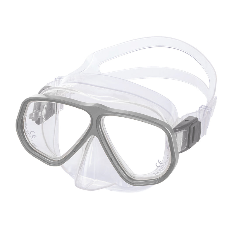 IST Panorama 2-Window Aluminum Frame Mask