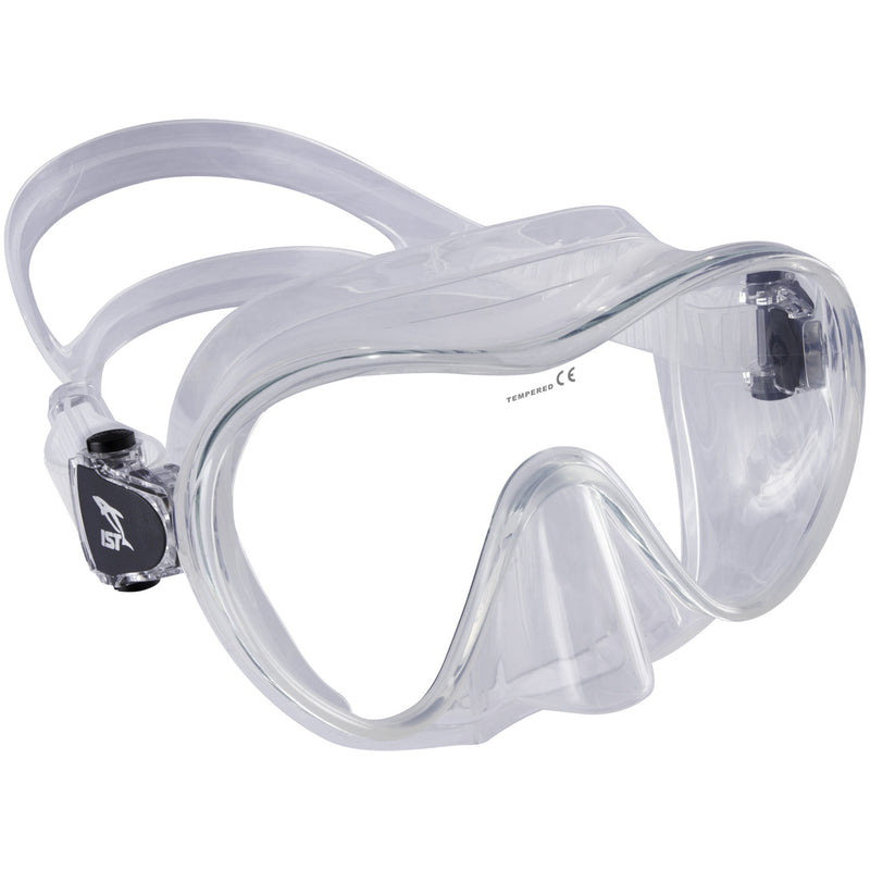IST MP110 Frameless Single Window Diving Snorkeling Mask