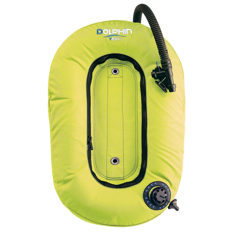IST Streamlined Donut Style Single Tank Air Cell, 30lbf Buoyancy