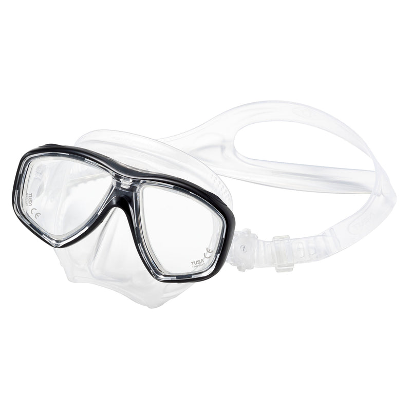 TUSA Freedom Ceos Scuba, Snorkel Mask with Freedom Fit Technology