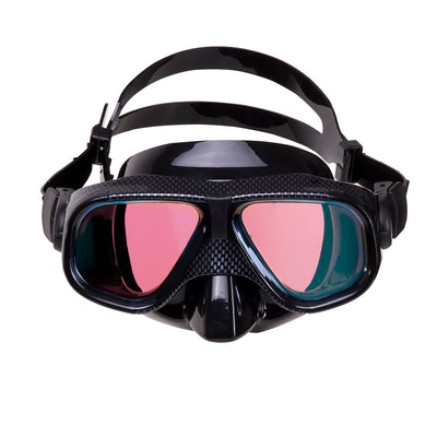 IST VEGA Tinted Lens Spearfishing Mask