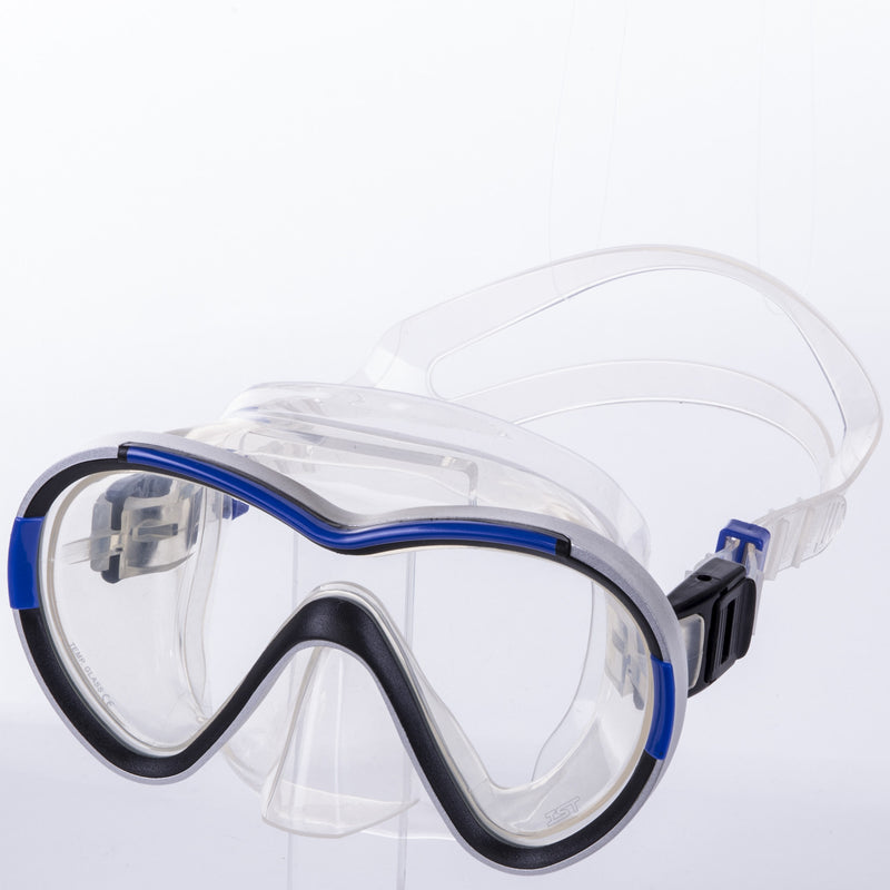 IST Syklops Single-Lens Aluminum Frame Diving/Snorkeling Mask