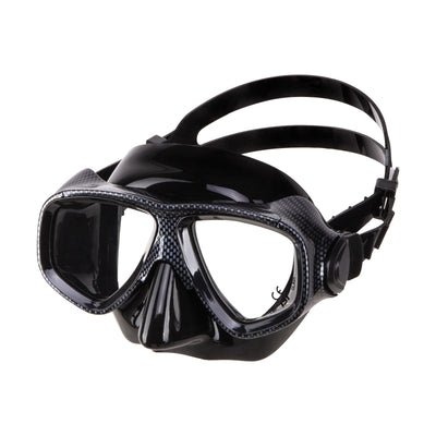 IST Black M80 Prescription Dive Mask