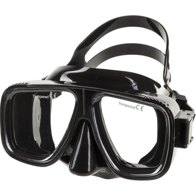 IST M9-C Saturn 2-Window Diving Snorkeling Mask