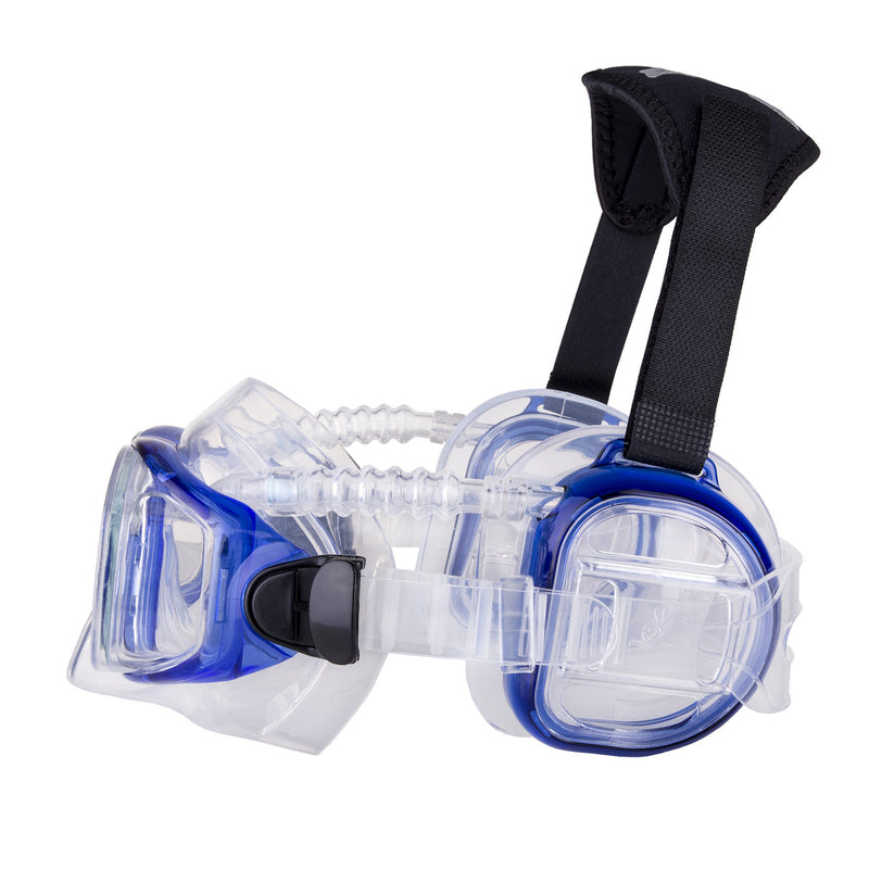 IST ProEar Pressure Equalization Mask with Watertight Ear Cups