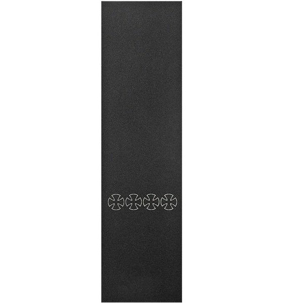 "Independent Mob Laser-cut 4 Cross 9x33 Single Skateboard Grip Sheet 9"" x 33"""