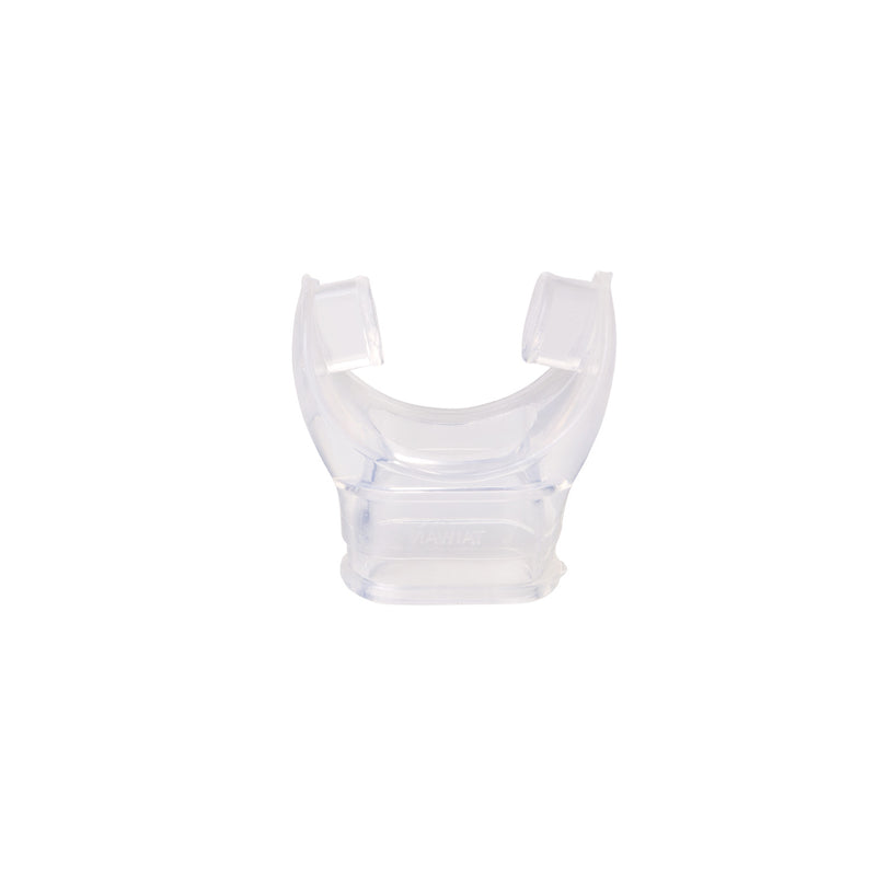 IST Mini Ortho-conscious Hypoallergenic Silicone Mouthpiece for Scuba, Snorkel