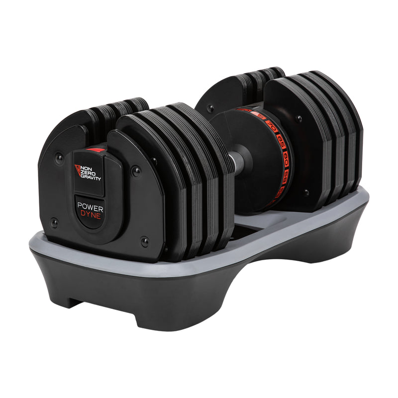 NonZero Gravity Power Dyne Adjustable 80lbs Dumbbell