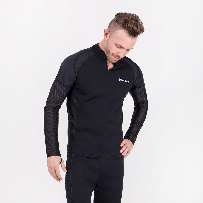 NonZero Gravity Magma Men's Long-Sleeve Sauna Shirt