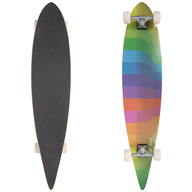 46 inch Maple Pintail Cruiser Complete Longboard