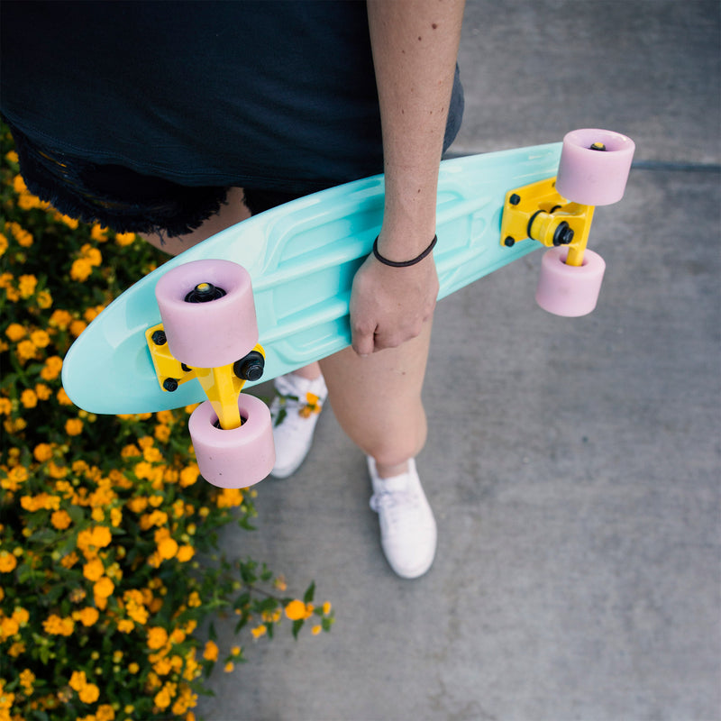 Cal 7 22-Inch Mint Mini Cruiser